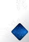 几何传染媒介摘要背景图形设计例证 免版税库存图片