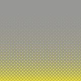 几何半音椭圆样式背景-从对角省略小点的向量图形 向量例证