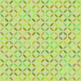 几何圈子样式 免版税库存照片