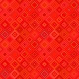 几何对角方形的样式背景-无缝的设计 库存例证