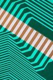 几何打印部门电路板 免版税库存图片
