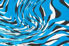 几何抽象五颜六色的样式背景 图库摄影