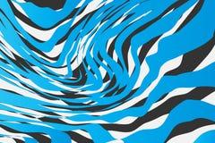 几何抽象五颜六色的样式背景 免版税图库摄影