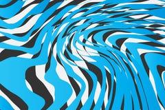 几何抽象五颜六色的样式背景 免版税库存图片