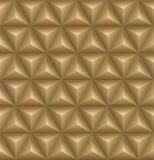 几何抽象的背景 无缝的模式 免版税库存照片