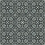 几何抽象的背景 无缝花卉的模式 免版税图库摄影