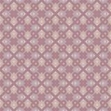 几何抽象的背景 无缝花卉的模式 免版税库存照片