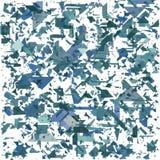 几何抽象的背景 起爆背景 向量例证EPS10 免版税库存照片