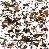 几何抽象的背景 起爆背景 向量例证EPS10 免版税库存图片