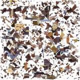 几何抽象的背景 起爆背景 向量例证EPS10 图库摄影