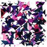 几何抽象的背景 起爆背景 向量例证EPS10 库存图片