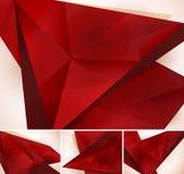 几何抽象的背景 图库摄影