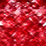 几何抽象的背景 免版税库存照片