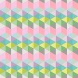 几何抽象背景传染媒介 库存图片