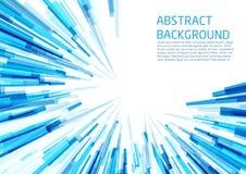 几何抽象背景图形设计例证 库存图片