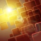 几何抽象背景 免版税库存照片