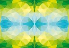 几何无缝的传染媒介样式 皇族释放例证