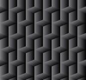 几何无缝的样式 皇族释放例证