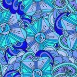 几何样式抽象图画背景  图库摄影