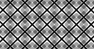 几何样式盘旋的动画 库存例证