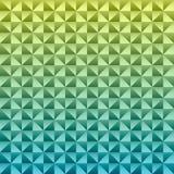 几何样式,三角背景 免版税库存图片