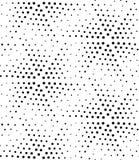几何模式无缝的向量 重复抽象小点 皇族释放例证