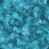 几何模式 皇族释放例证