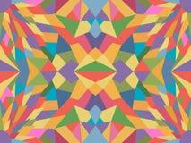 几何模式 图库摄影