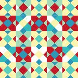 几何模式 库存图片