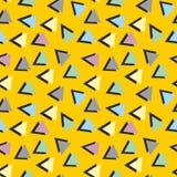 几何模式 库存照片