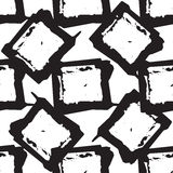 几何正方形 免版税图库摄影