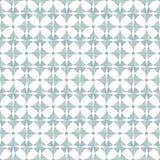 几何灰色ikat无缝的样式背景 免版税库存照片