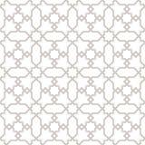 几何特征模式灰色线有白色背景 库存图片