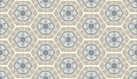几何现代背景样式 免版税图库摄影