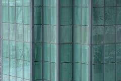 几何玻璃 免版税库存照片