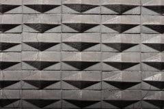 几何瓦片纹理背景 免版税库存照片