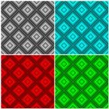 几何的背景 免版税库存照片