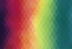 几何的背景 免版税库存图片