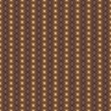 几何种族无缝的样式 免版税库存照片