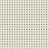 几何种族无缝的样式 库存例证