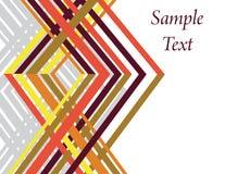 几何织法 免版税图库摄影