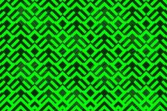 几何绿色样式 免版税库存照片