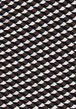 几何背景褐色,黑白 库存图片