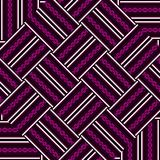 几何螺纹种族样式 免版税库存图片