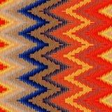 几何装饰品,可以是挂毯的背景 库存照片