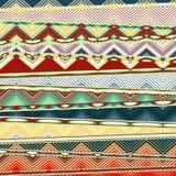 几何装饰品,可以是挂毯的背景 库存图片