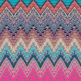 几何装饰品,可以是挂毯的背景 免版税图库摄影