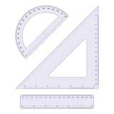 几何集 免版税图库摄影
