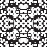 几何幻想装饰品 免版税库存图片