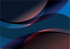 几何Abstact的backgroun -传染媒介背景 免版税库存照片
